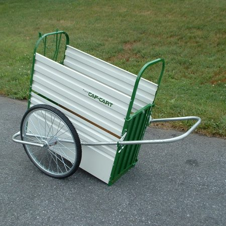 Caf-Cart Picture (Side & Door Angle View)