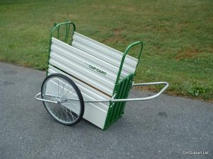 Caf Cart - Side View