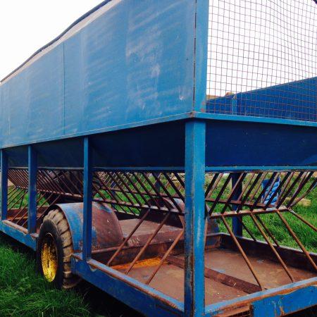 Walley Wagon Zero trailer