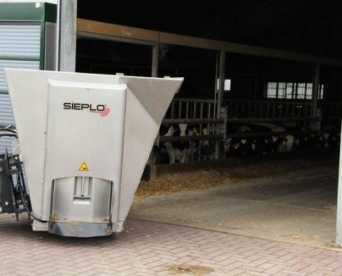 Sieplo Mixer Bucket
